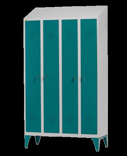 Szafa pracownicza SPU 1200 - KELS - Producent mebli metalowych