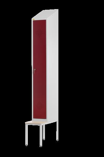 Szafa pracownicza SPU 300 - KELS - Producent mebli metalowych