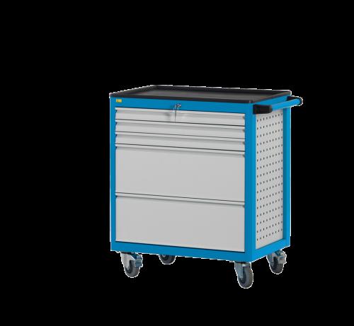 Wózek serwisowy W75 - KELS - Producent mebli metalowych