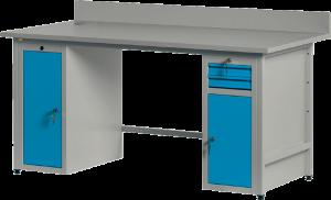 Biurko komputerowe BK1552 - KELS - Producent mebli metalowych