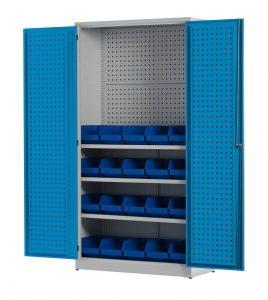 Szafa na pojemniki SNP 435 - KELS - Producent mebli metalowych
