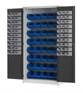 Szafa na pojemniki SNP 535 - KELS - Producent mebli metalowych