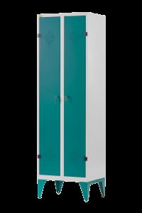 Szafa pracownicza SPP 600 - KELS - Producent mebli metalowych