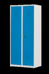 Szafa pracownicza SPP 800 - KELS - Producent mebli metalowych