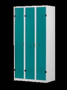 Szafa pracownicza SPP 900 - KELS - Producent mebli metalowych