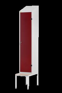Szafa pracownicza SPU 400 - KELS - Producent mebli metalowych