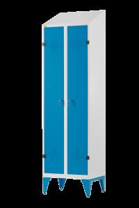 Szafa pracownicza SPU 600 - KELS - Producent mebli metalowych