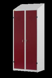 Szafa pracownicza SPU 800 - KELS - Producent mebli metalowych