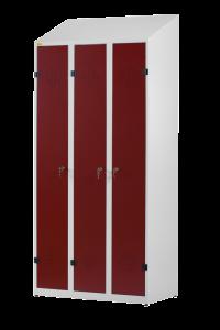 Szafa pracownicza SPU 900 - KELS - Producent mebli metalowych
