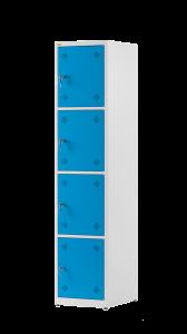 Szafa skrytkowa SSP 400 - KELS - Producent mebli metalowych