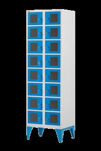Szafa skrytkowa SSP 600 - KELS - Producent mebli metalowych