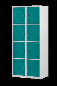 Szafa skrytkowa SSP 800 - KELS - Producent mebli metalowych
