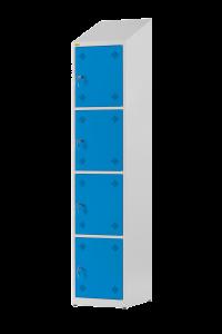 Szafa skrytkowa SSU 400 - KELS - Producent mebli metalowych