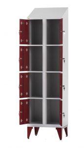 Szafa skrytkowa SSU 600 - KELS - Producent mebli metalowych