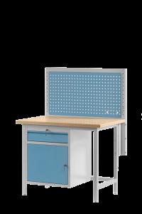 Stół warsztatowy ST1101 - KELS - Producent mebli metalowych