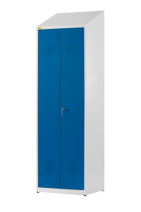Szafa pracownicza SUU 600 - KELS - Producent mebli metalowych