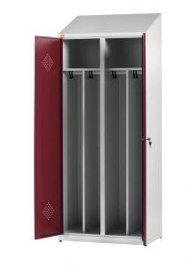 Szafa pracownicza SUU 800 - KELS - Producent mebli metalowych