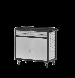 Wózek serwisowy W91 - KELS - Producent mebli metalowych