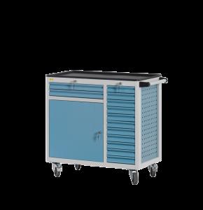 Wózek serwisowy W93 - KELS - Producent mebli metalowych