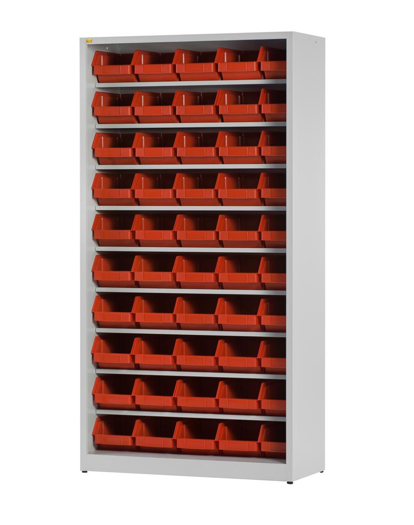 Regał na pojemniki RNP 1020 - KELS - Producent mebli metalowych