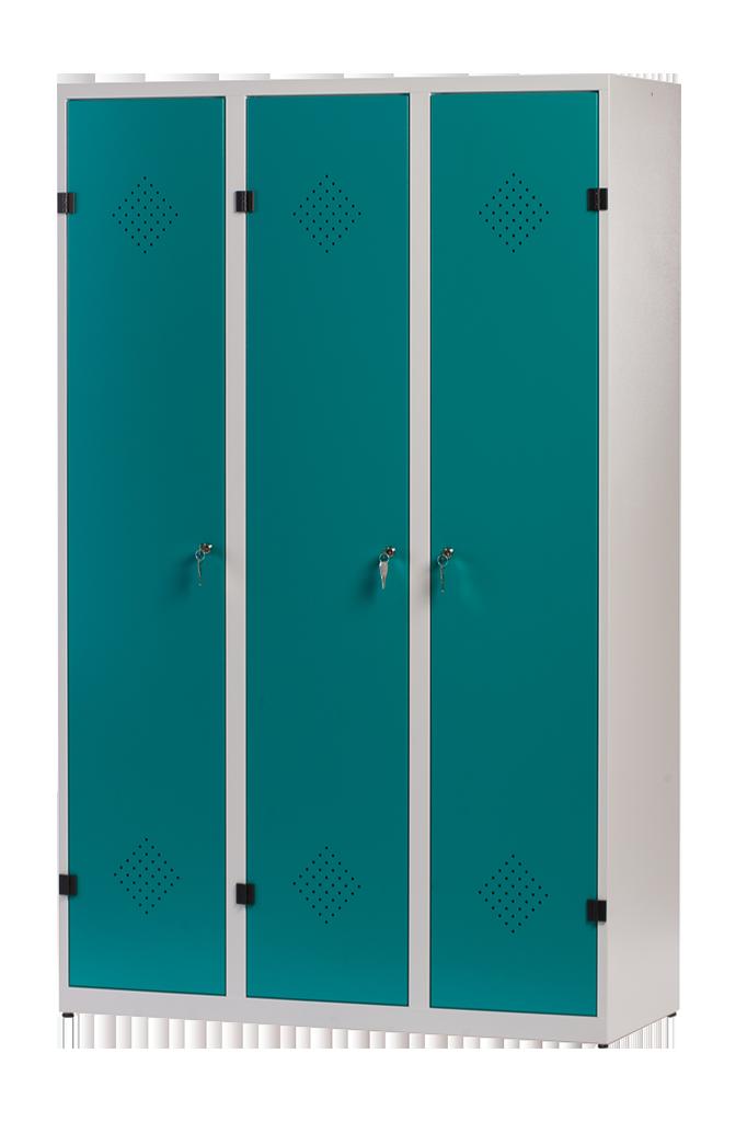 Szafa pracownicza SPP 1200 - KELS - Producent mebli metalowych