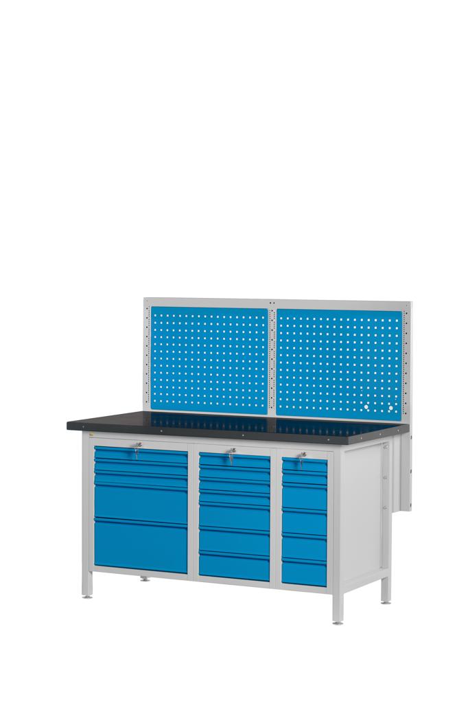 Stół warsztatowy ST1554 - KELS - Producent mebli metalowych